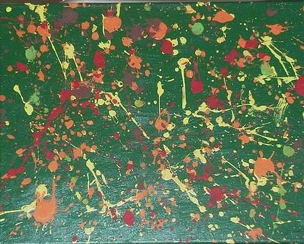 Autumn Leaves by Barb Montanye Meseroll