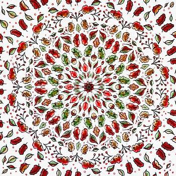 Autumn Leaves  by Gabriella Weninger - David