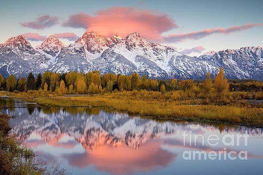 Autumn Light by Aaron Whittemore