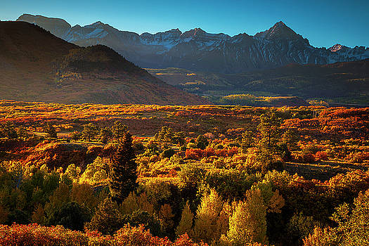Autumn Light by Andrew Soundarajan