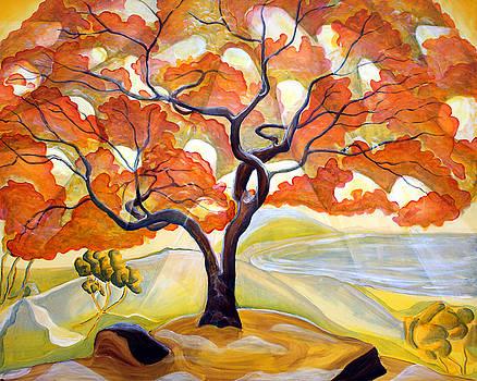 Autumn Maple by Eric Bachman