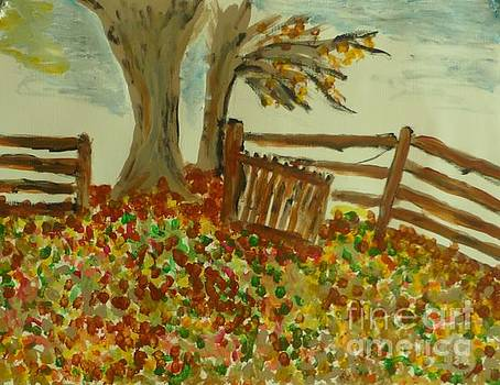 Autumn by Marie Bulger