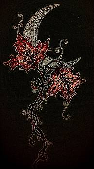 Autumn Moon by Amanda Copenhaver