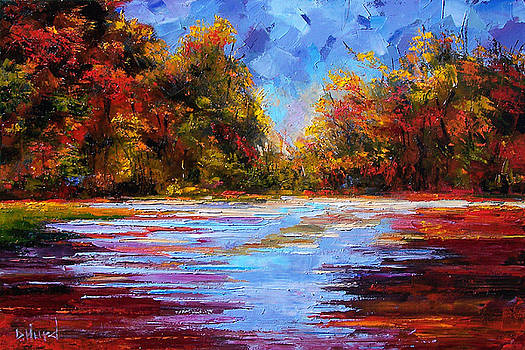 Autumn Morning by Debra Hurd