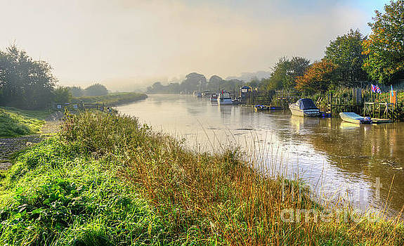 Autumn Morning by Geoff Smith