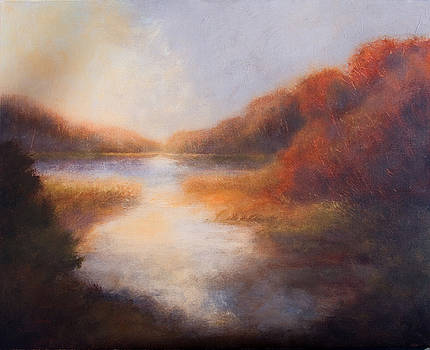 Autumn Mystery by Jan Blencowe