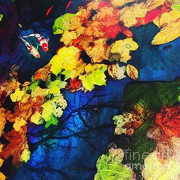 Autumn nights by Gina Signore