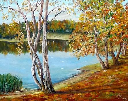 Autumn by Nina Mitkova