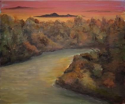 Autumn North Carolina by Bob Hasbrook