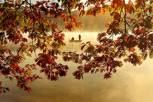 Autumn Nostalgia by Rob Blair
