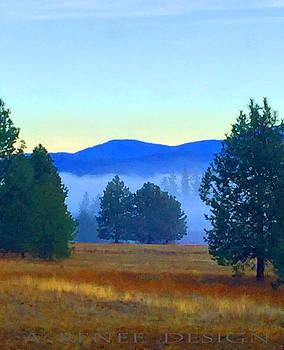Autumn One In Spokane Valley by Renee Marie Martinez