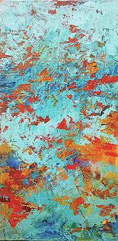 Autumn Pool by Karen Vernon