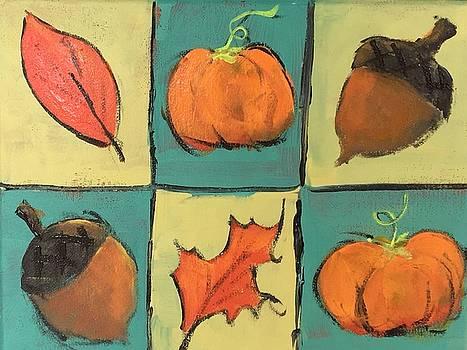 Autumn Potpourri by Susan E Jones