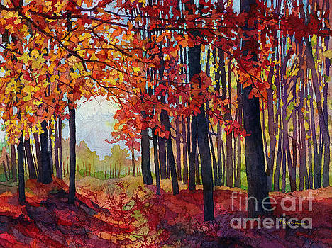 Autumn Rapture by Hailey E Herrera
