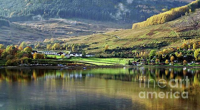 Autumn Reflections by Lynn Bolt
