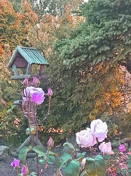 Autumn by Romuald  Henry Wasielewski