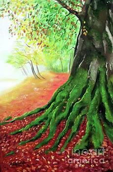 Derek Rutt - Autumn Roots