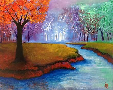 Autumn Serenity by J Travis Duncan
