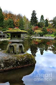 Autumn Serenity by Kiana Carr