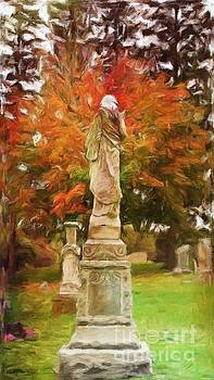 Autumn Serenity by Putterhug Studio
