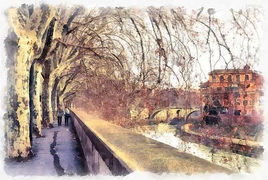 Autumn by Sergey Simanovsky