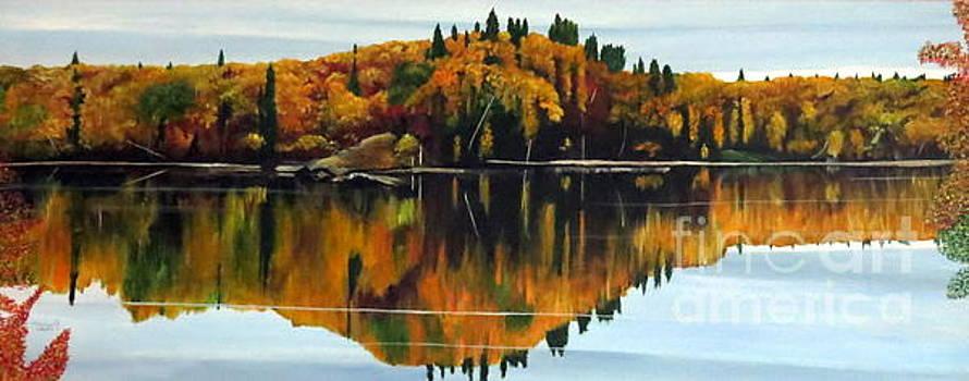 Autumn Showcase by Marilyn McNish