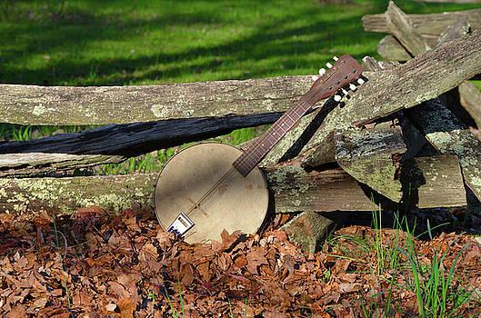 Autumn Song - Banjo Mandolin by Bill Cannon