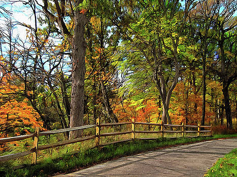 Autumn Song by Cedric Hampton