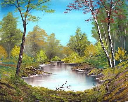 Autumn Splendor by Barbara Furlong