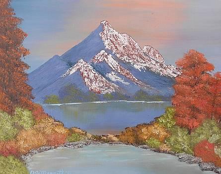 Autumn Splendor by Dorothy Merritt