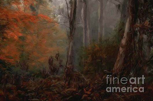 Autumn Splendour by Philip Johnson