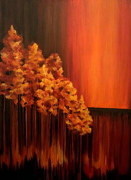 Autumn Storm by Sheri Locher