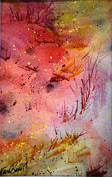 Autumn Stream I by Neva Rossi