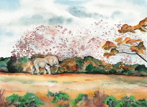 Autumn Stroll by Kimberly Lavelle