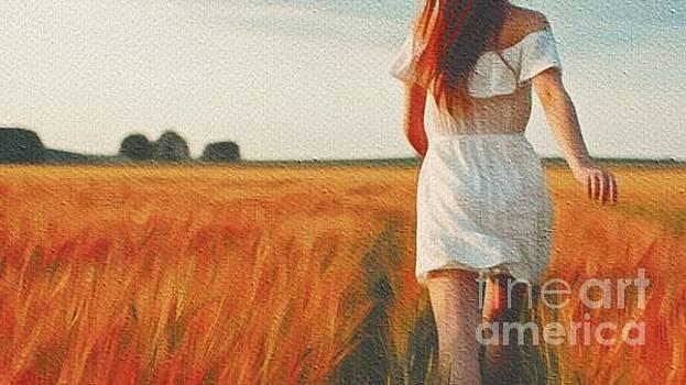 Sarah Kirk - Autumn Stroll