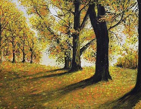 Autumn Sunny Day by Eugene Kuperman