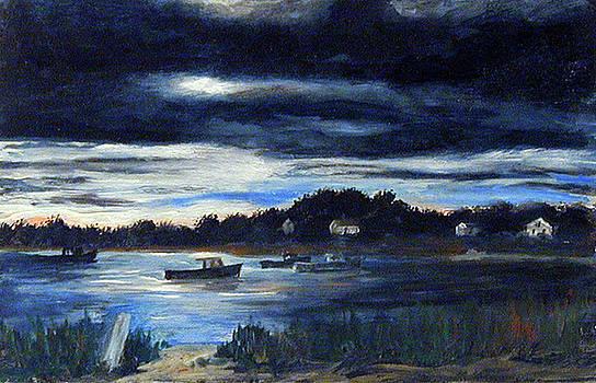 Autumn Sunset #2 by Robert Harvey