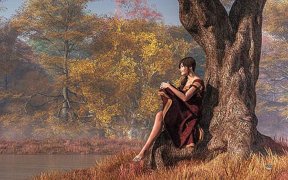 Daniel Eskridge - Autumn Thoughts