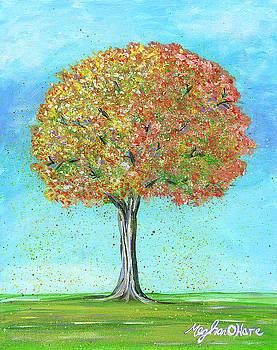 Meghan OHare - Autumn Tree