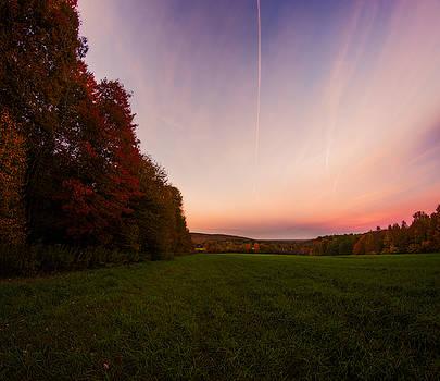 Chris Bordeleau - Autumn Valley Twilight