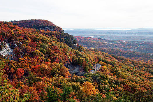 Autumn View from Millbrook Ridge #1 by Jeff Severson