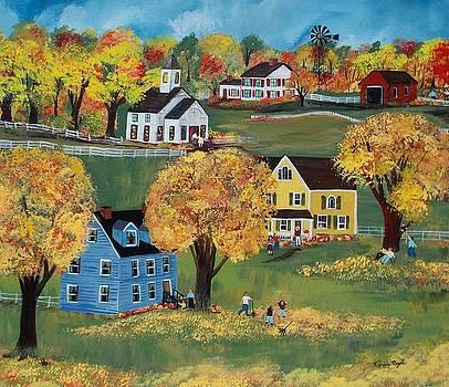Autumn by Virginia Coyle