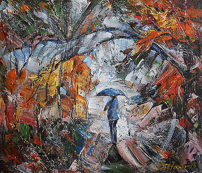 Autumn Walk by Stefano Popovski