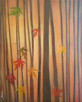 Autumn Waltz  by Marina Hanson