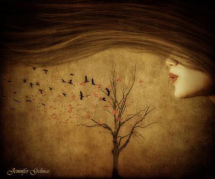 Autumn Winds by Jennifer Gelinas