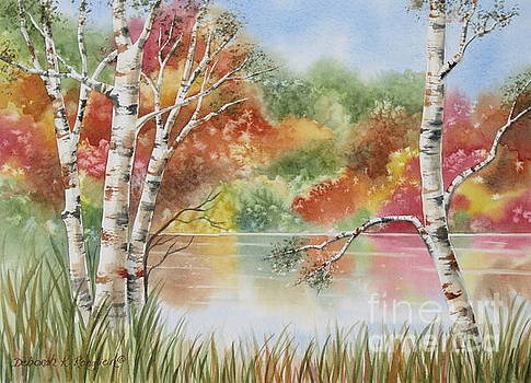 Autumn Wonder by Deborah Ronglien