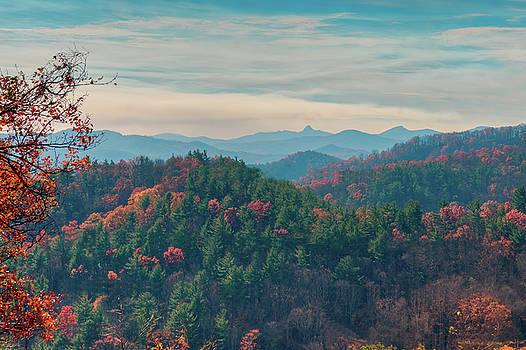 Autumnal North Carolina by Ray Devlin