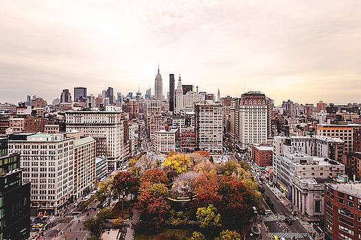 Autumnal NYC by Chris Martin