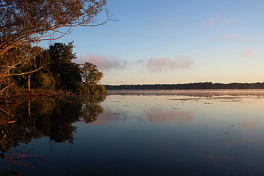 Autumn's First Dawn by Jeff Severson