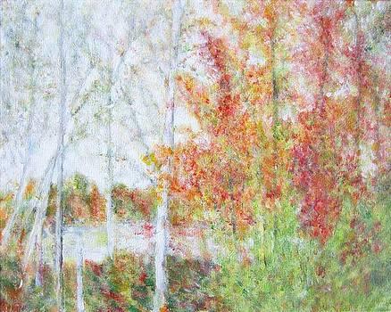Autumn's Glory by Glenda Crigger